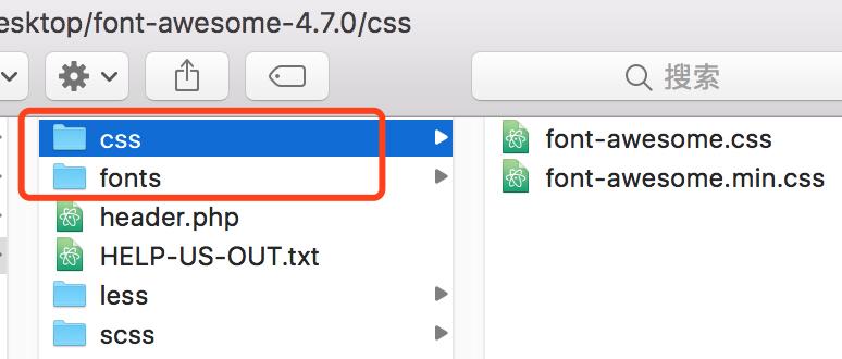 Font Awesome怎么用?css网页图标的使用方法